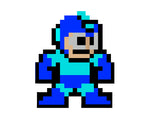 8 Bit Painting Kit (Blue Robo Man)