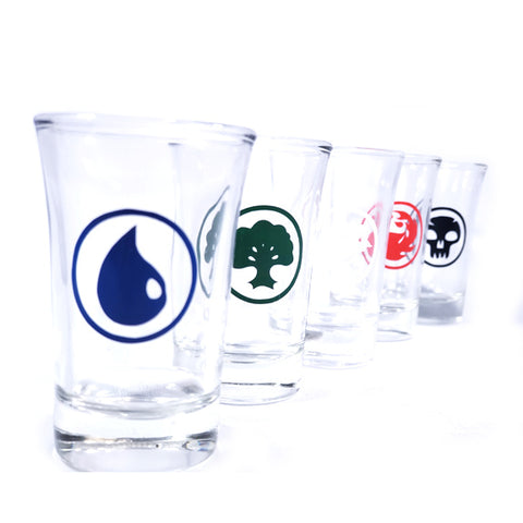 Elemental Shotglass Set