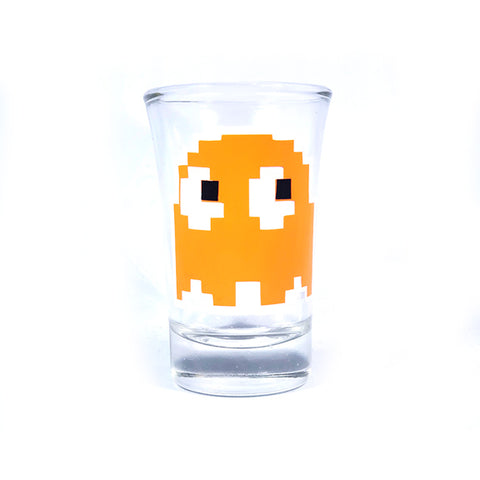 Retro Ghost Shotglass