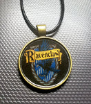 Intelligent Magic Raven Necklace