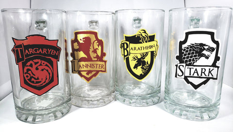 Game of Thrones Beer Mug Set