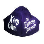 Keep Calm & Expecto Patronum (Purple)