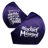 Mischief Managed / Up to No Good (Purple)