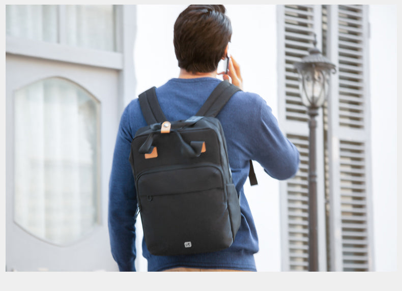 Kingsons men's multi-function travel laptop business backpack, suitable for outing, office, traveling, business trip use