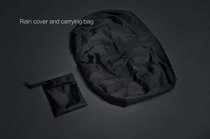 Rain cover and carrying bag Suit ,Business anti-theft backpack - kingsons.com