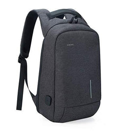 Kingsons Business Travel Computer Bag Slim Laptop Rucksack (13.3 inches)
