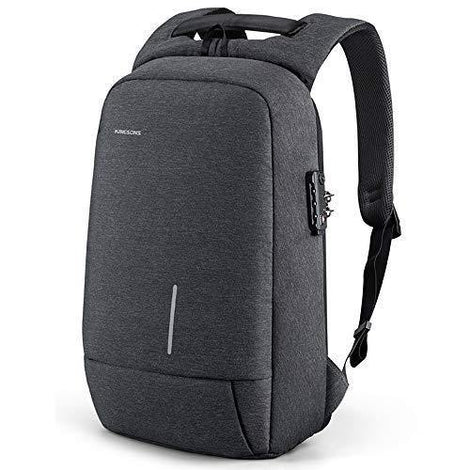Kingsons Backpack for Men Lightweight Tsa lock anti theft backpack (15.6 inches)
