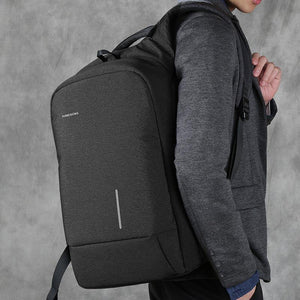 Kingsons Backpack for Men Lightweight Tsa lock anti theft backpack (15.6 inches) - kingsons.com