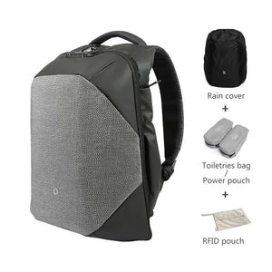 Korin ClickPack Pro Anti-theft smart laptop Backpack (15.6 inches)