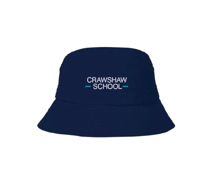 // Crawshaw School Bucket Hat