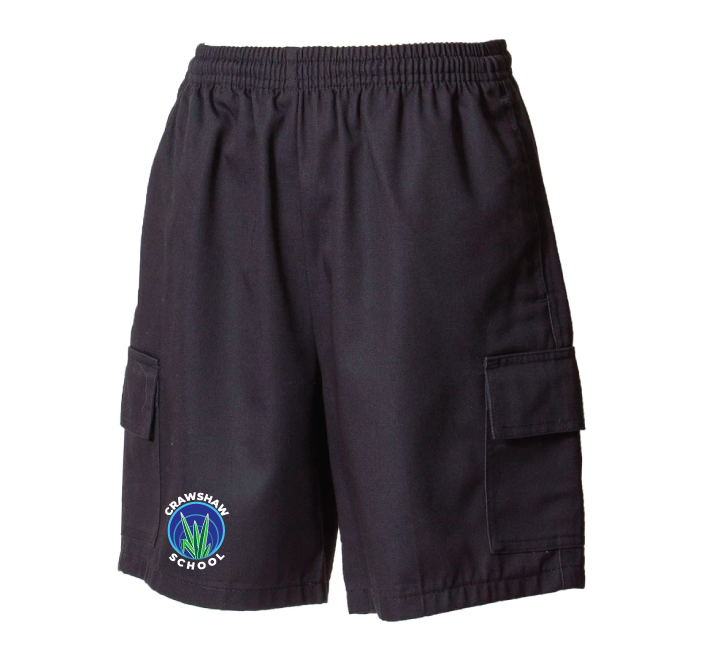 // Crawshaw School Shorts