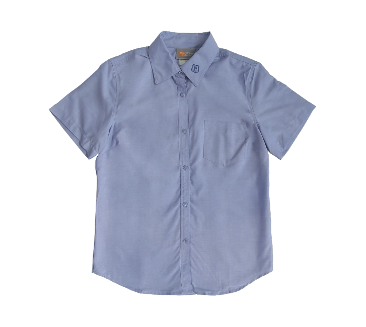 // Fraser High - Girls Blue Blouse