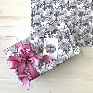 Rose Gift Wrap Pack