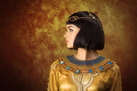 ancient egypt wigs