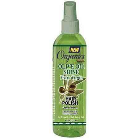 Africa's Best Africa's Best Organics Olive Oil Shine Hair Polish Spray