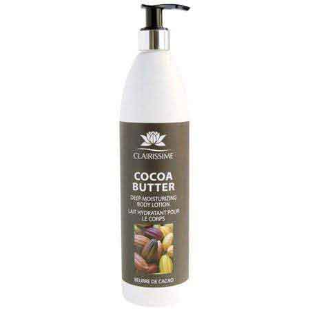Clairissime Clairissime Cocoa Butter Deep Moisturizing Body Lotion 500ml                      data-zoom=
