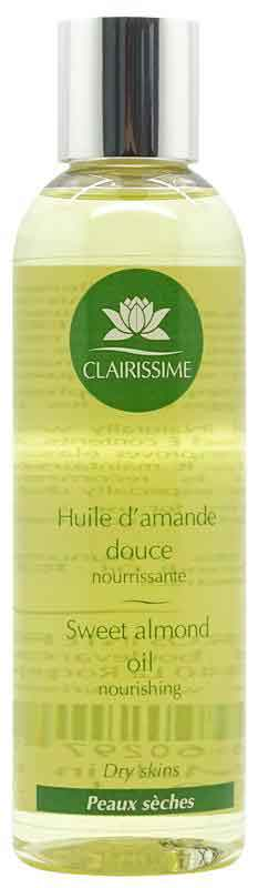 Clairissime Clairissime Sweet Almond Oil 200ml                      data-zoom=