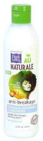 Dark and Lovely Dark & Lovely AU Naturale Anti-Breakage Strenght Restoring Conditioner 400ml