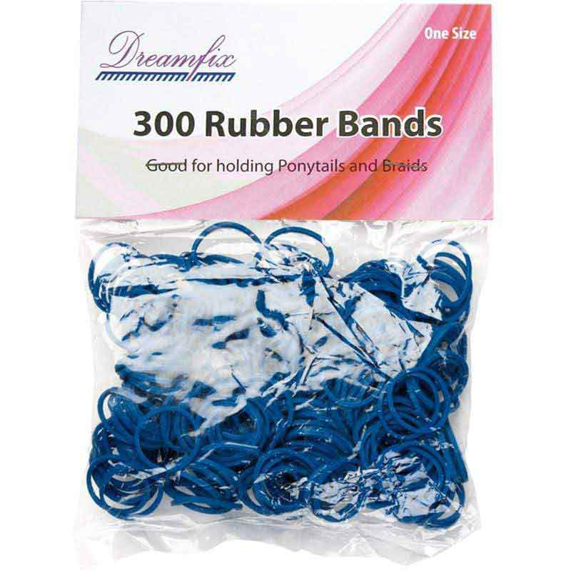 Dreamfix Dream Fix Rubber Band 300pcs Blue