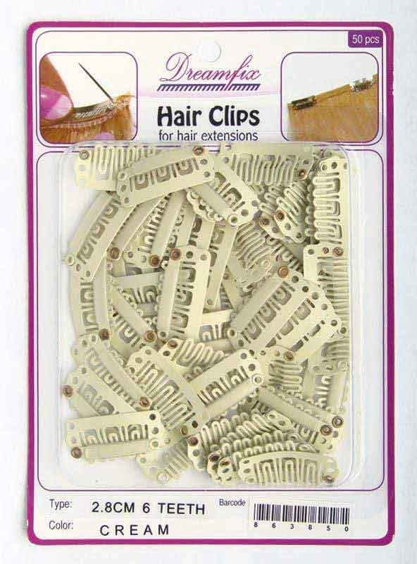 Dreamfix Dreamfix Hair Clips for Extensions