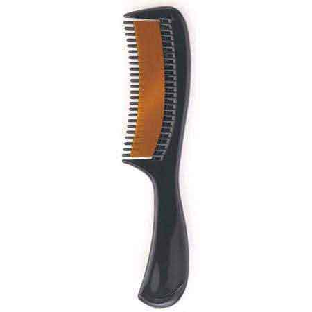 Irene Gari Irene Gari Cover Your Grey Color Comb, Dark Brown