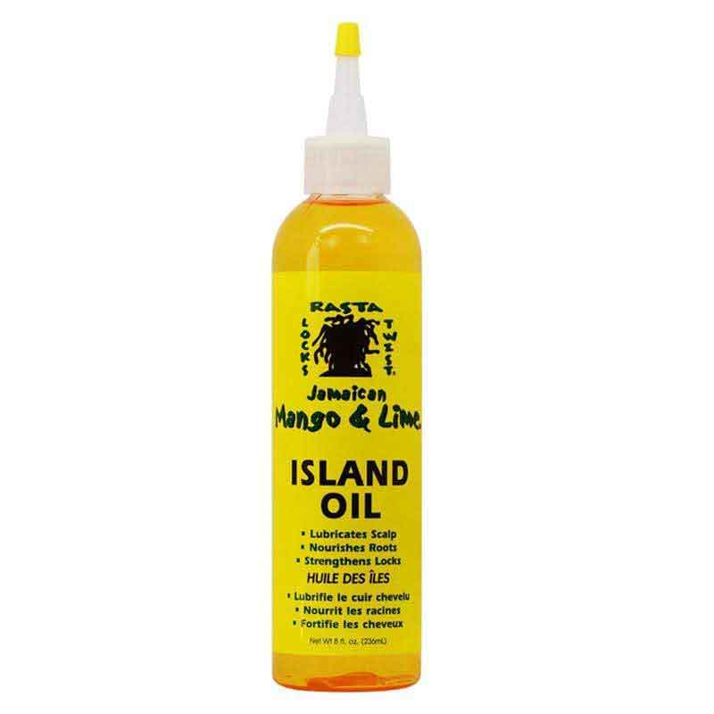 Jamaican Mango & Lime Jamaican Mango & Lime RASTA Lock & Twist Island Oil 237ml                      data-zoom=