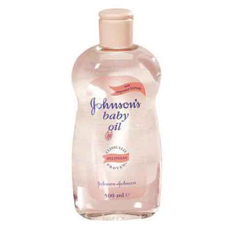 Johnson's Johnson's Baby Oil 500ml                      data-zoom=
