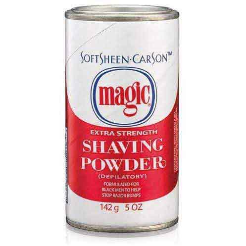 Magic Magic Extra Strength Shaving Powder 142g