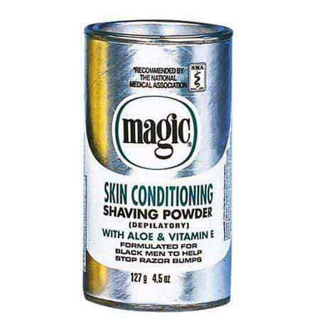 Magic Magic Skin Conditioning Shaving Powder 127g
