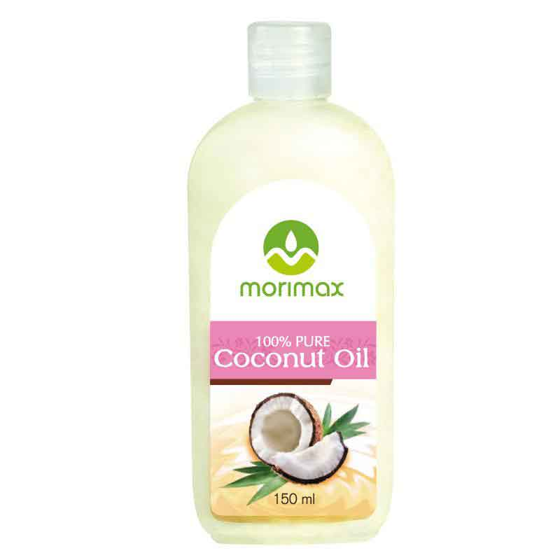 Morimax Morimax 100% Pure Coconut Oil 150ml                      data-zoom=