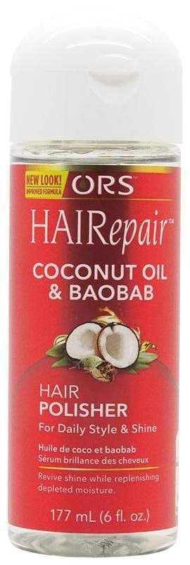 ORS ORS HAIRepair Coconut & Baobab Hair Polisher 177ml                      data-zoom=