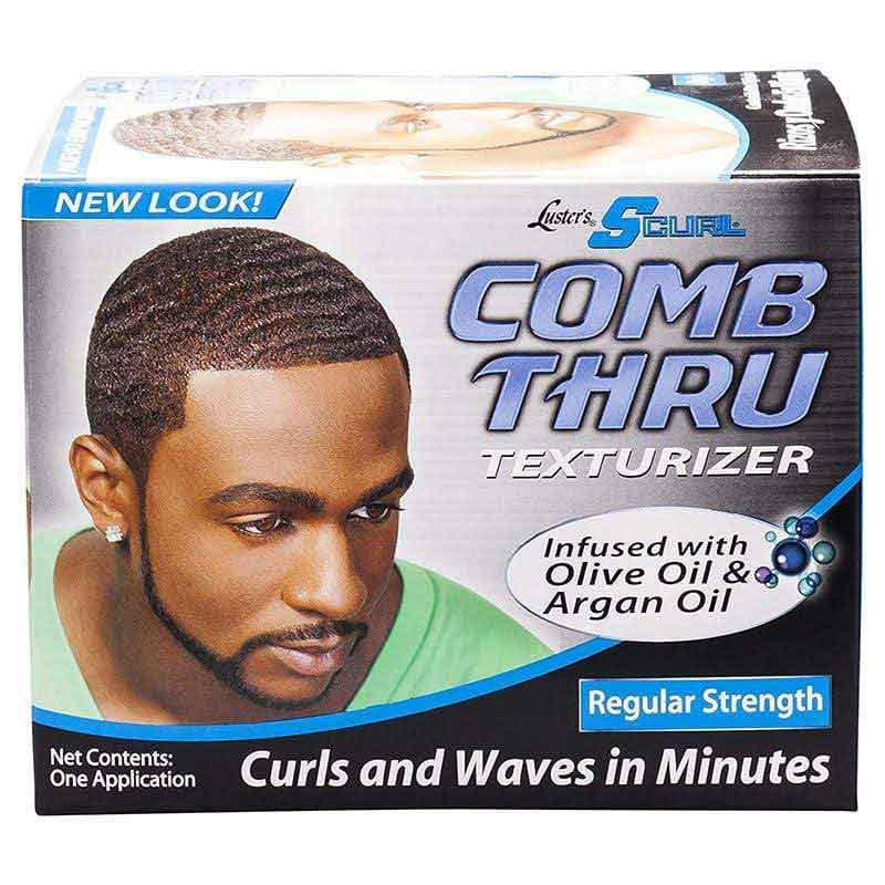 S Curl Luster's S Curl Texturizer Comb-Thru Regular Strenght                      data-zoom=
