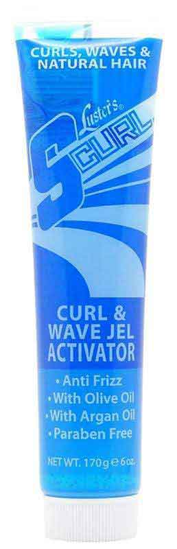 S Curl Luster's S Curl Wave Jel Activator 177ml