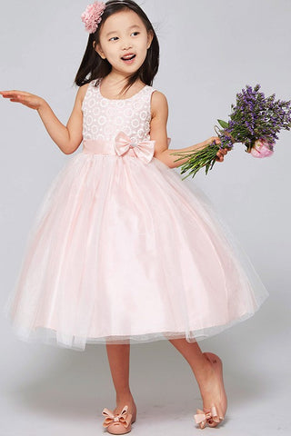GG3525 EMBROIDERED GIRLS DRESS