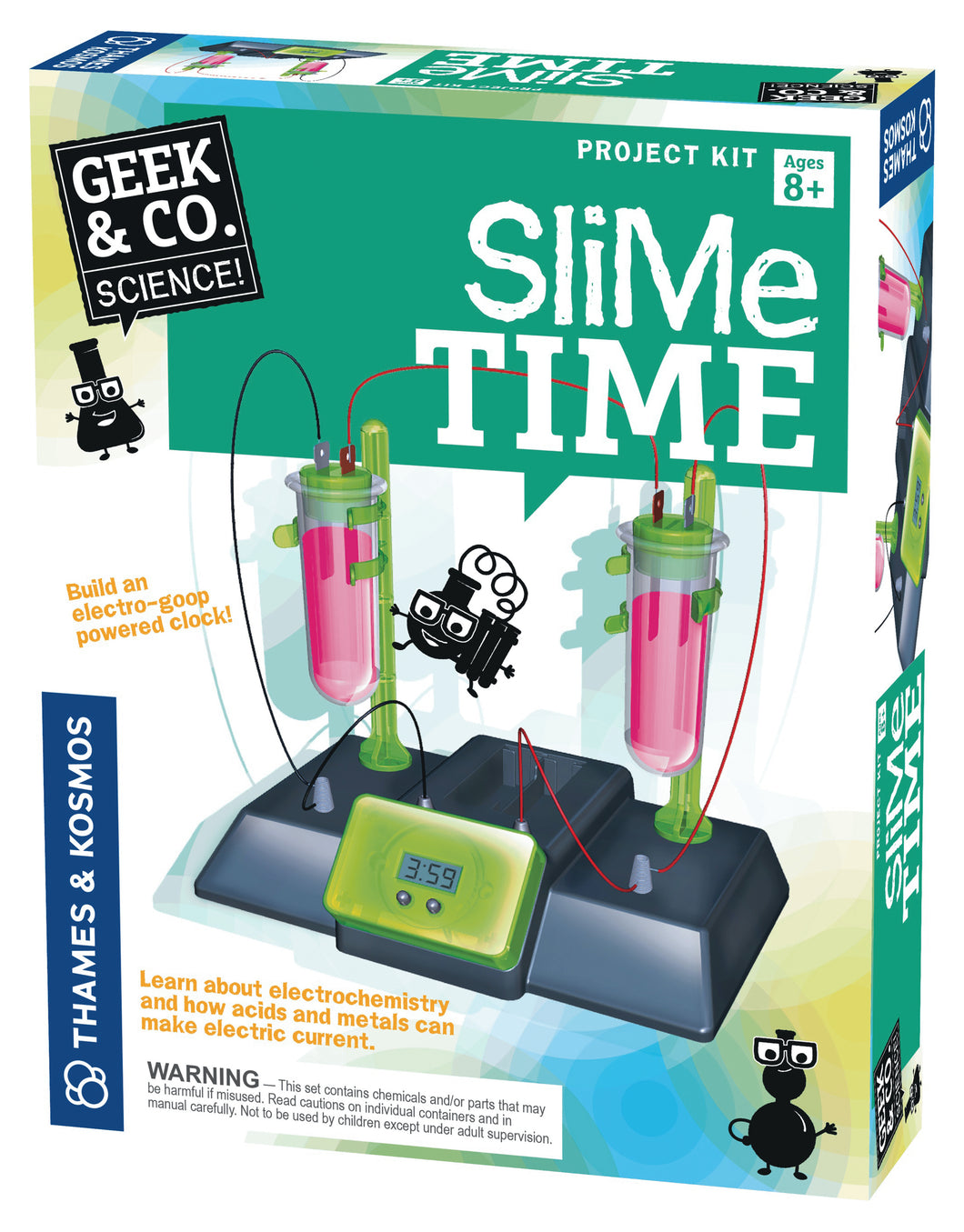 Slime Time by Geek & Co