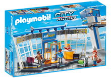 Load image into Gallery viewer, Playmobil Airport with Control Tower