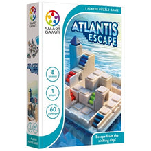 Load image into Gallery viewer, Atlantis Escape Game