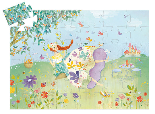 The Princess of Spring 36pc Puzzle