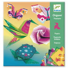 Load image into Gallery viewer, Tropics Origami by Djeco