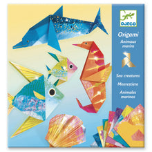 Load image into Gallery viewer, Sea Creature Origami by Djeco