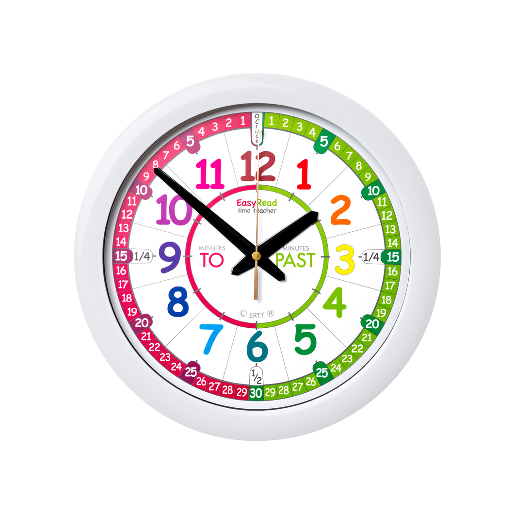EasyRead Time Teacher Wall Clock