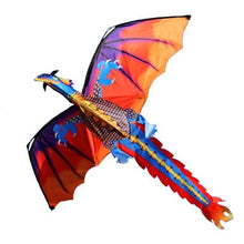 Load image into Gallery viewer, Fire Dragon Kite