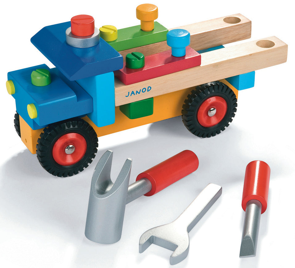Brico Kids DIY Tool Truck