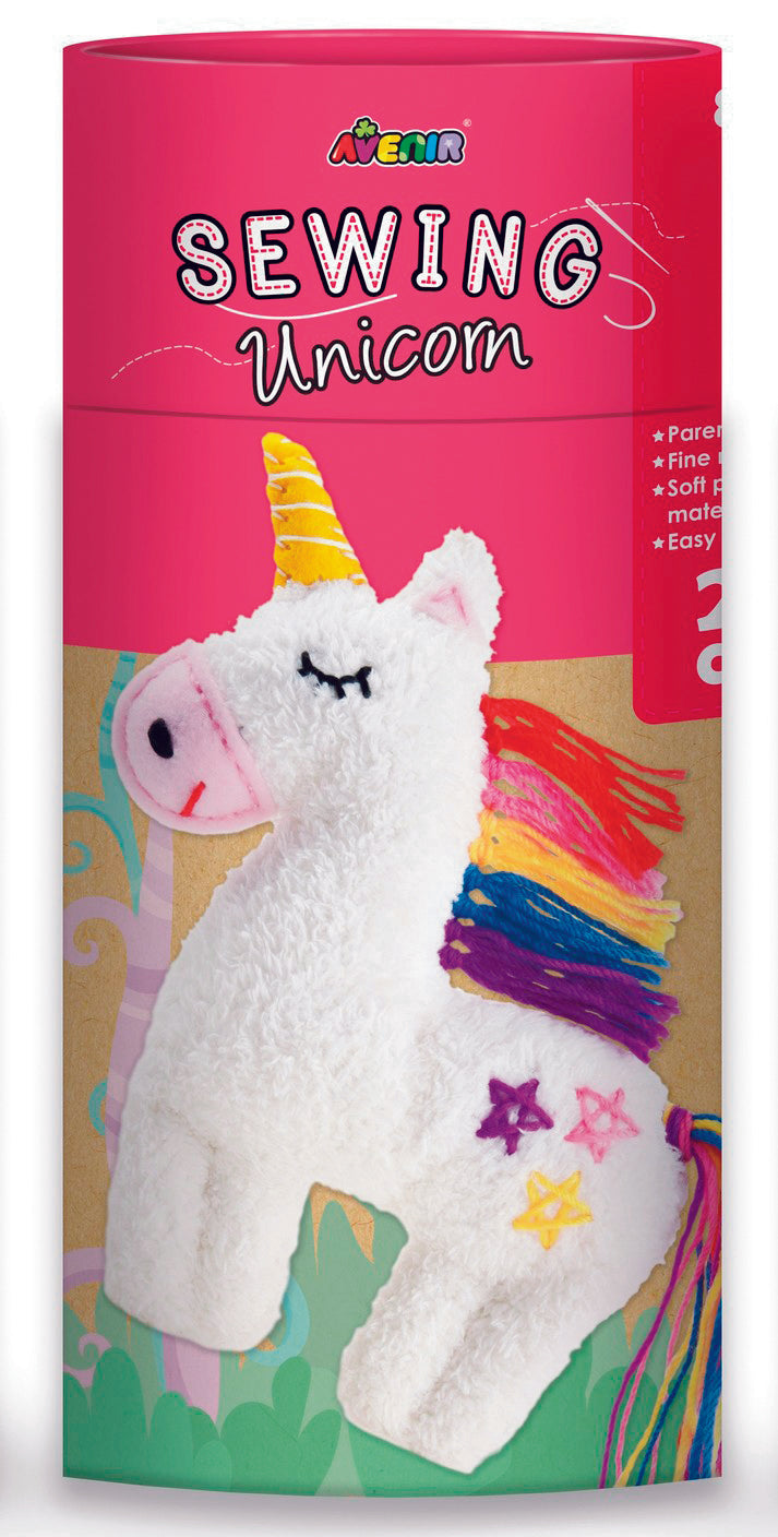 Sewing Kit Unicorn - Avenir