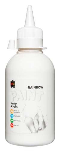 Rainbow 250ml White