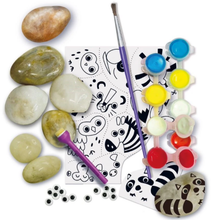 Load image into Gallery viewer, Garden Rock Painting Set