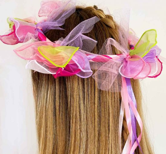 Pixie Garland Headress
