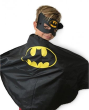 Load image into Gallery viewer, Superhero Cape and Mask Sets