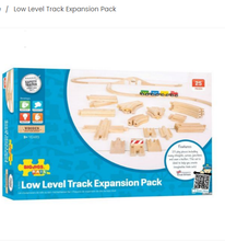 Load image into Gallery viewer, Big Jigs Rail Low Level Rail Expansion Set