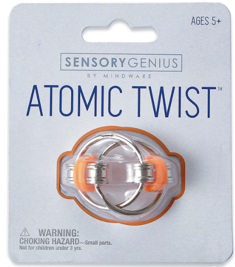 Atomic Twist - Sensory Genius